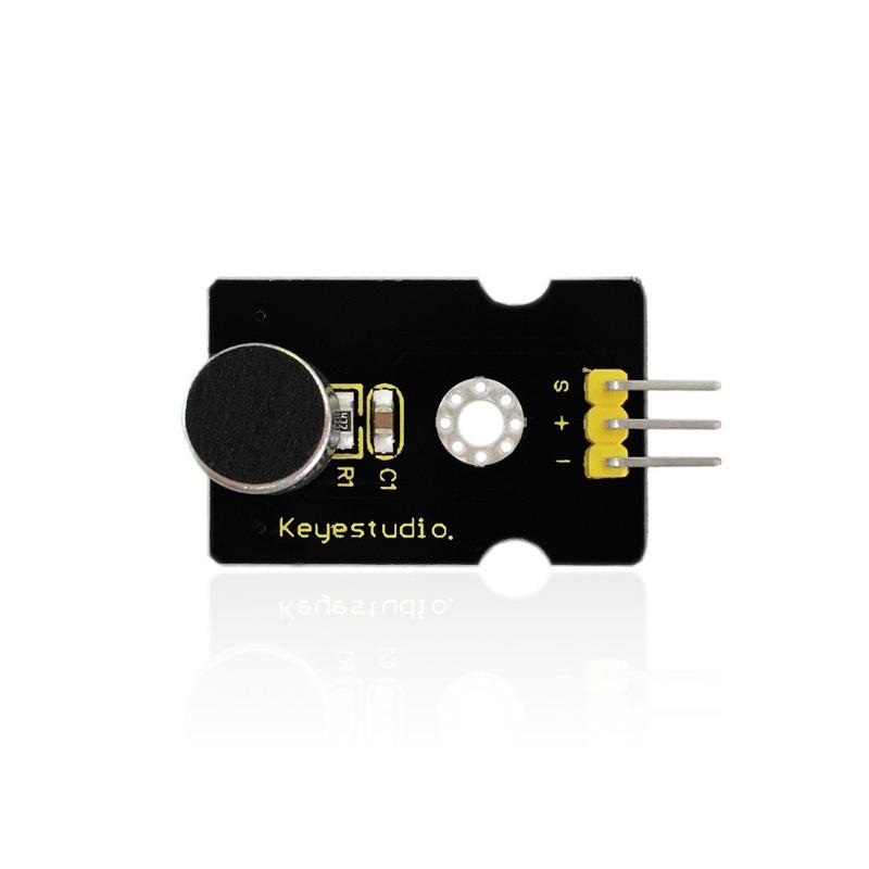 Módulo Sensor De Som Analógico Para Arduino Keyestudio