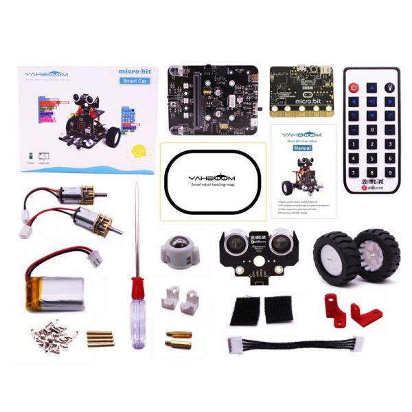 Bit:bot carro robô inteligente BBC Micro:bit
