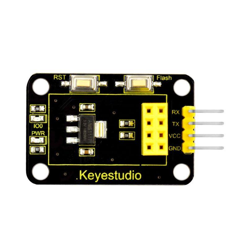 Módulo Esp 01s Arduino Keyestudio Abc Robotica